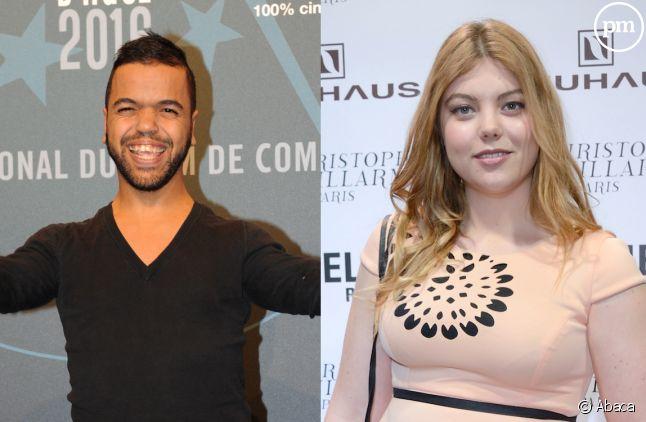 Anouar Toubali et Héloïse Martin