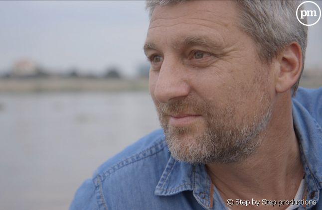 """François Pécheux dans """"Au bout c'est la mer"""" sur France 5."""