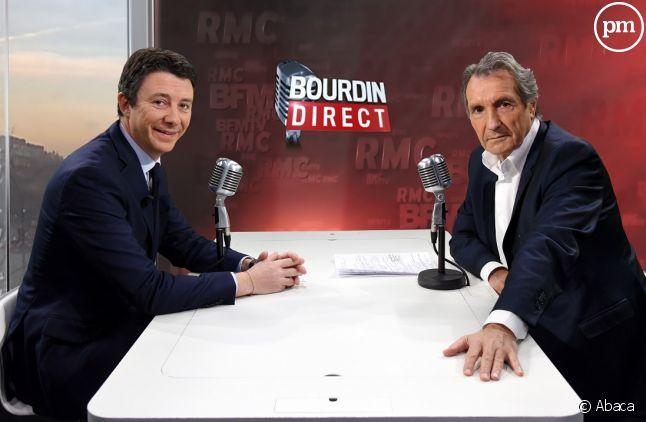 Benjamin Griveaux dans la matinale de Jean-Jacques Bourdin