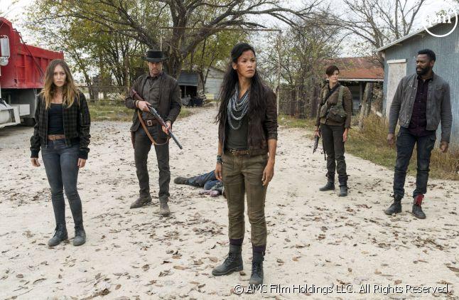 """<p>""""Fear the Walking Dead"""" renouvelée</p>"""