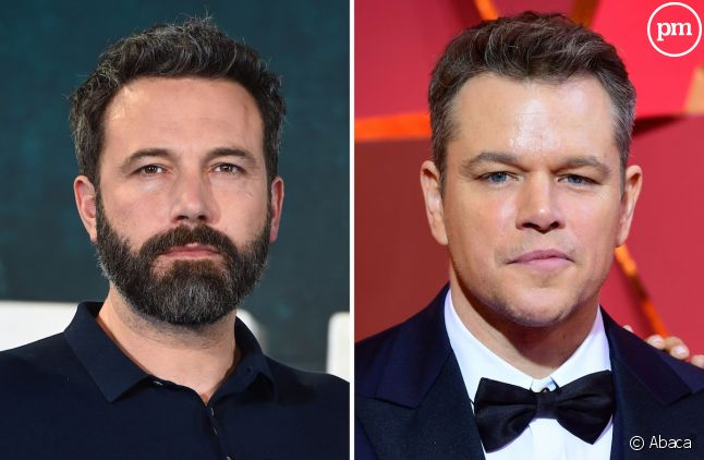 Ben Affleck et Matt Damon