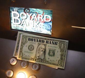 Sur le Fort, le 'Boyard' peut même avoir l'apparence d'un...