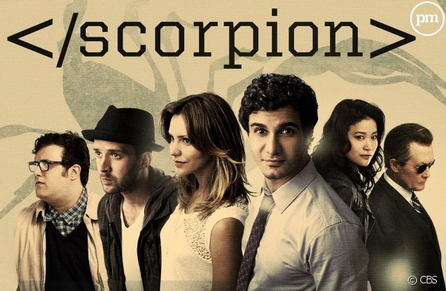 """""""Scorpion"""" n'a pas convaincu le public de M6"""