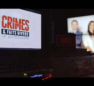 'Crimes et faits divers : la quotidienne'