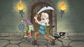 """""""Désenchantée"""" : Que pensent les critiques de la nouvelle série de Matt Groening sur Netflix ?"""