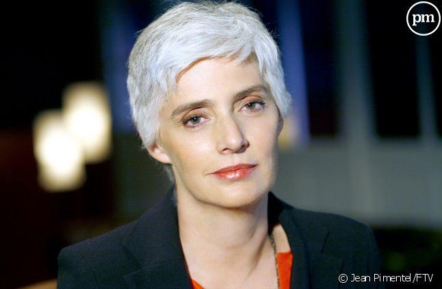 """Frédérique Lantieri dans """"Faites entrer l'accusé"""""""