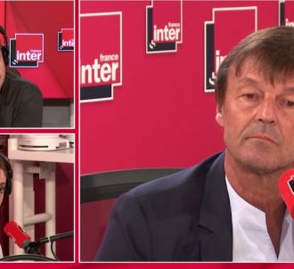 Nicolas Hulot sur France Inter