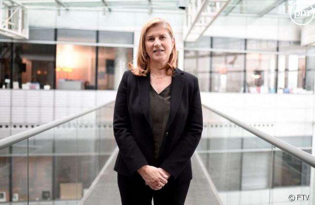 La directrice de France 3 quitte ses fonctions — Dana Hastier