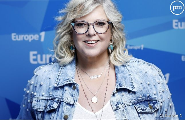 Laurence Boccolini sur Europe 1