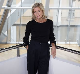 Claire Chazal dans 'Passage des arts'