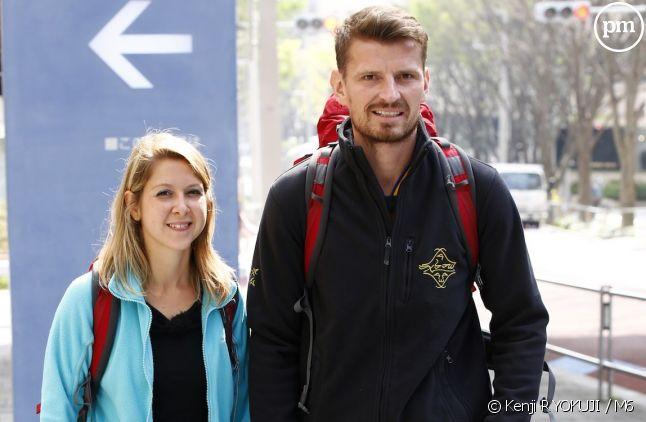 Christina et Didier