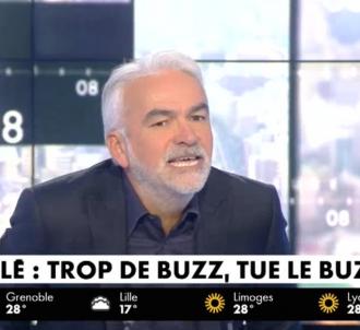 Pascal Praud s'emporte contre ses détracteurs sur CNews.