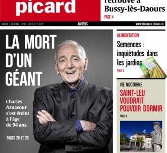 'Le Courrier Picard'