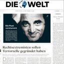 """""""Die Welt"""""""