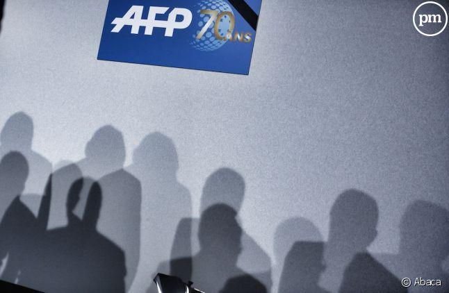 L'AFP veut vendre son siège place de la Bourse à Paris.