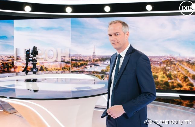"""Julien Arnaud (Le """"20 Heures"""" de TF1)"""