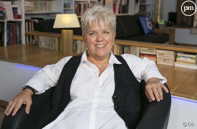 Mimie Mathy bientôt sur France 2