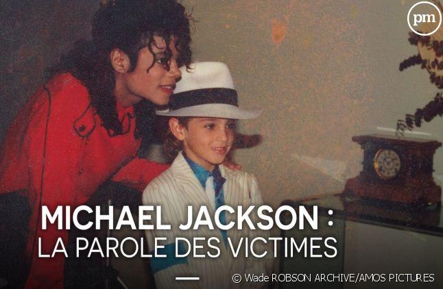 """""""Michael Jackson : La parole des victimes"""""""