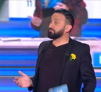 Cyril Hanouna dans 'Touche pas à mon poste'