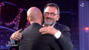 """""""Rendez-vous en terre inconnue"""" : En froid, Franck Gastambide et Frédéric Lopez se réconcilient sur France 2"""