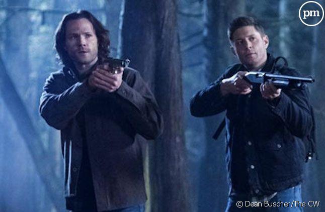 """Clap de fin pour """"Supernatural"""""""