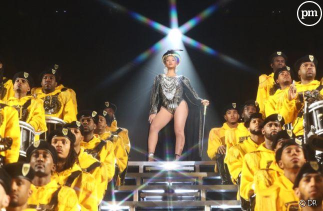 "Beyoncé dans ""Homecoming"""