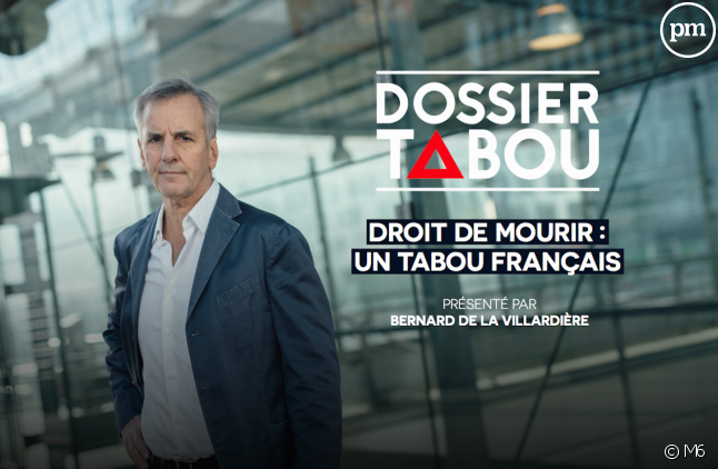 "Bernard de la Villardière présente ""Dossier tabou"""