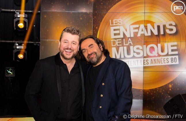 """""""Les enfants de la musique chantent les années 80"""" sur France 3"""