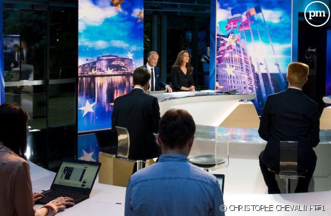 La spéciale Européennes de TF1