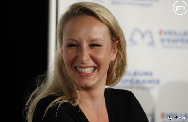 Marion Maréchal en 2018