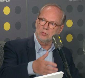 Laurent Joffrin directeur de la publication et de la...