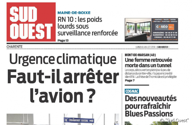 """""""Sud Ouest"""""""