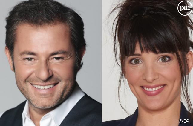 Jérôme Anthony et Erika Moulet