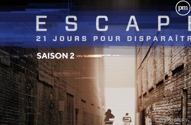 """""""Escape : 21 jours pour disparaître"""", saison 2"""