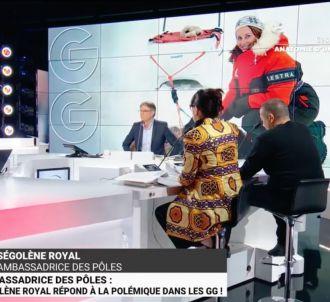 Ségolène Royal répond aux accusations dans 'Les grandes...