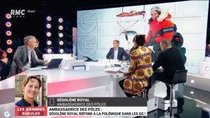 """""""C'est dégueulasse ! Je ne me laisserai pas faire !"""" : Ségolène Royal enrage contre Radio France et """"Le Point"""""""