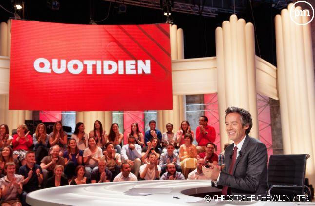 """Yann Barthès, animateur de """"Quotidien"""" sur TMC"""