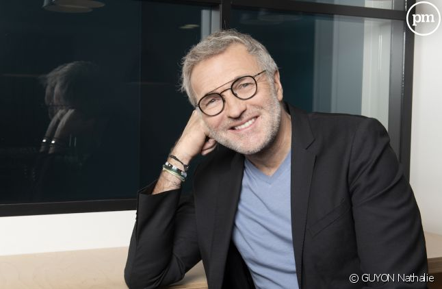 "Laurent Ruquier, l'animateur du ""Grand Oral"""