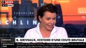 Affaire Griveaux : L'étrange fou rire de Laurence Sailliet sur CNews
