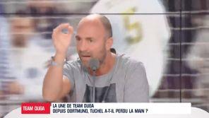 """Christophe Dugarry dérape sur RMC : """"Moi, si je suis Cavani, je mets un putain de coup de tête à Mbappé"""""""