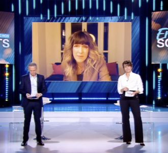 Daphné Bürki justifie son absence sur France 2