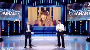 """""""Ensemble avec nos soignants"""" : Daphné Bürki absente au dernier moment de l'émission de France 2"""