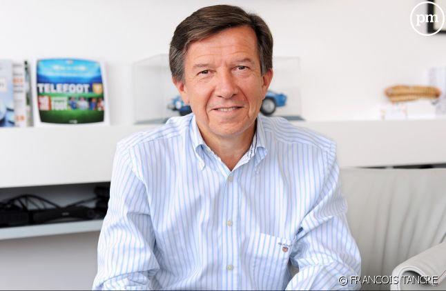 Gilles Pélisson, PDG du groupe TF1