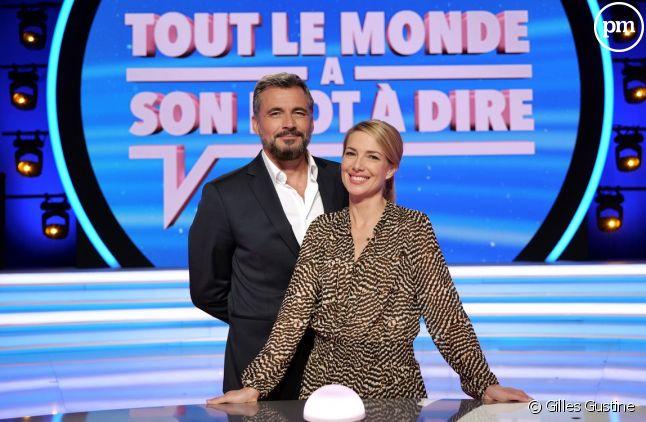 Olivier Minne et Sidonie Bonnec.