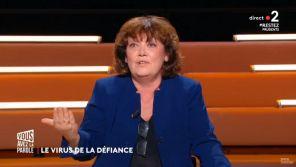 """Nathalie Saint-Cricq : """"On va faire le lâcher de salopes, peut-être qu'on aura Emmanuel Macron au téléphone !"""""""