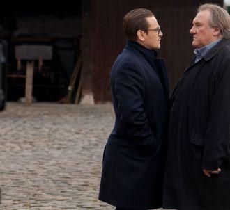 Benoît Magimel et Gérard Depardieu dans 'Carbone'