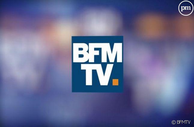 Logo de BFM TV