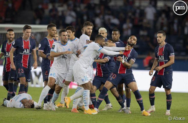 """""""L'Equipe du soir"""" a signé un record d'audience historique."""