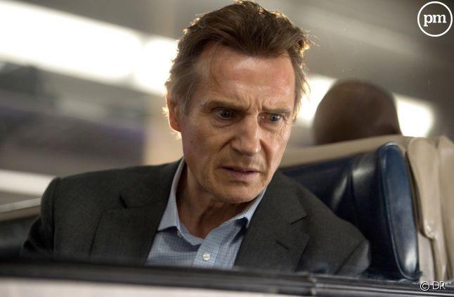 "Liam Neeson dans ""The Passenger"""