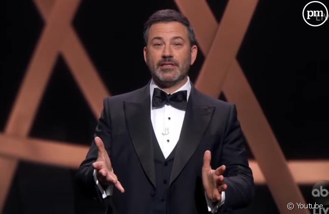 Jimmy Kimmel a fait face à une salle presque vide